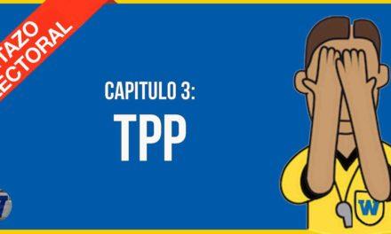 Capítulo 3: los Candidatos y el TPP