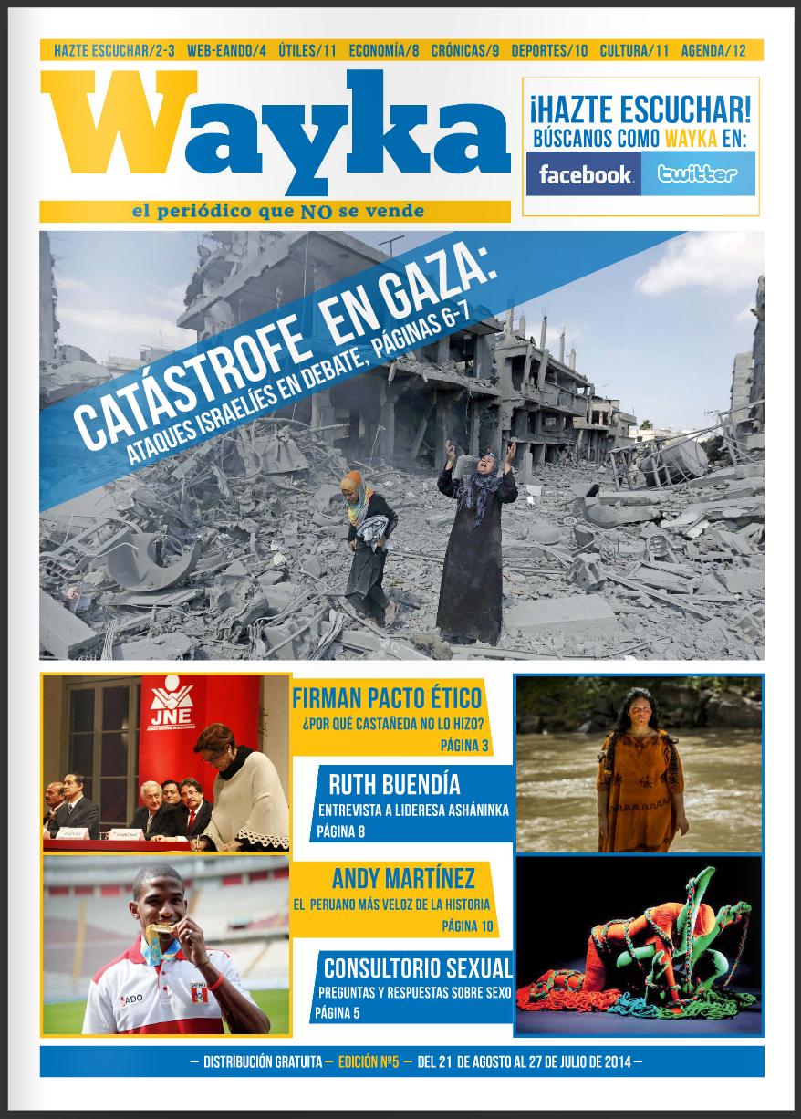 Edición #5: Ataques Israelíes en Debate
