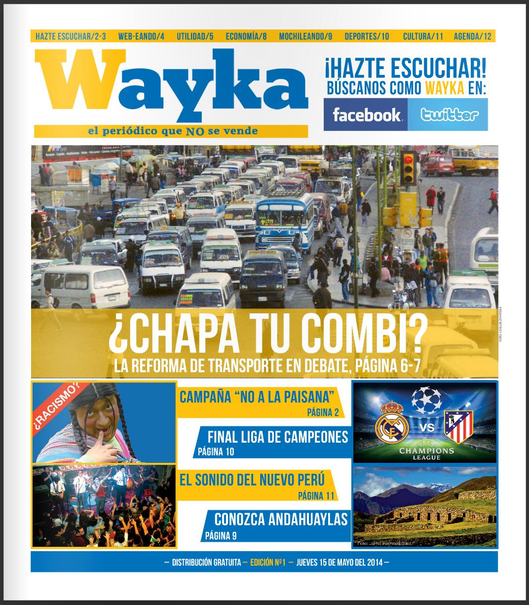 Edición #1: La Reforma de Transporte en Debate