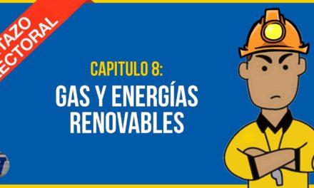 Capítulo 8: los candidatos el GAS y las ENERGÍAS RENOVABLES