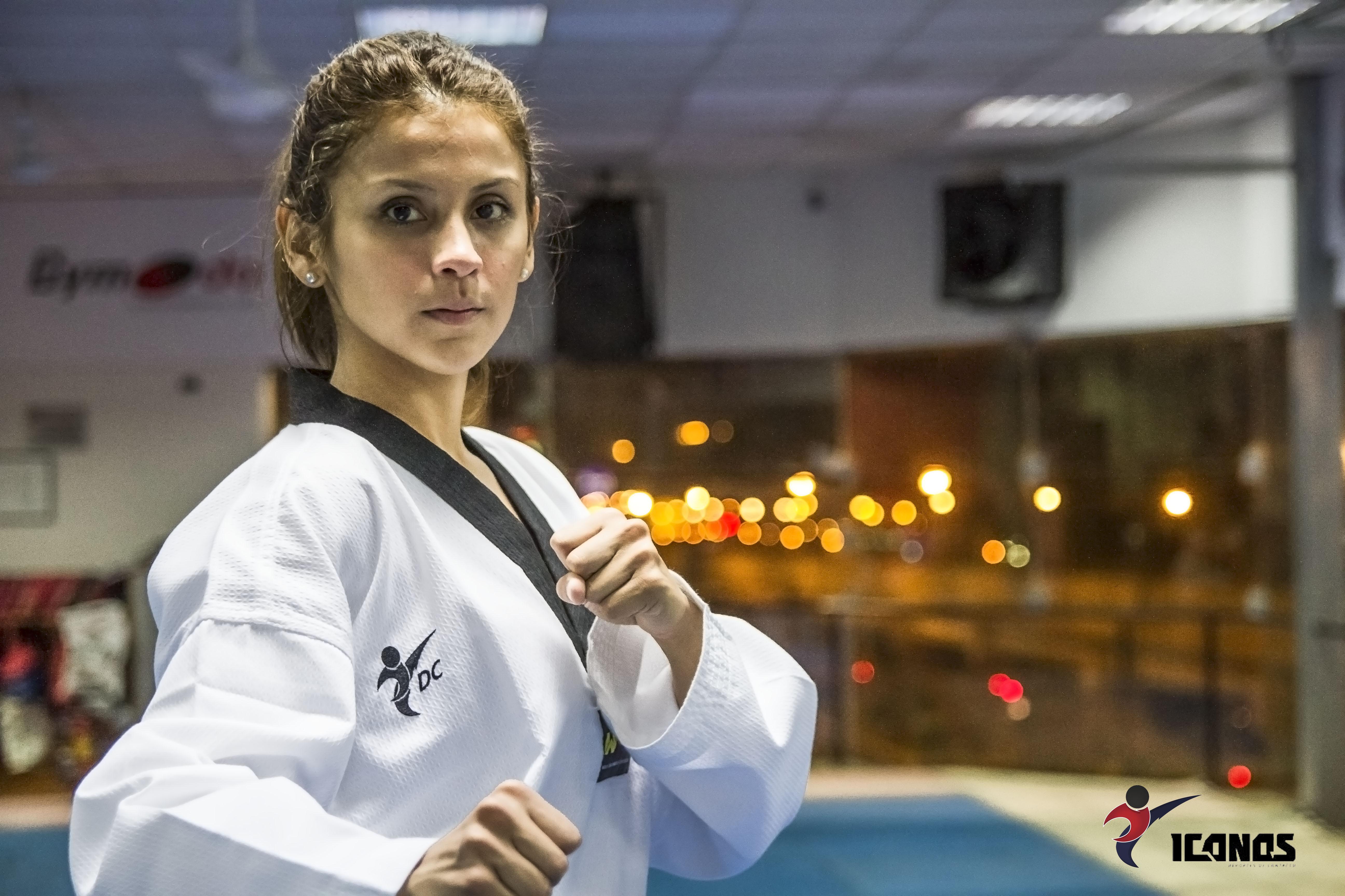 """Jullisa Diez Canseco: """"Me llena de orgullo saber que he logrado llevar a Perú a la cita deportiva más grande del mundo"""""""