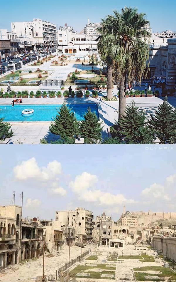 Alepo después de la guerra