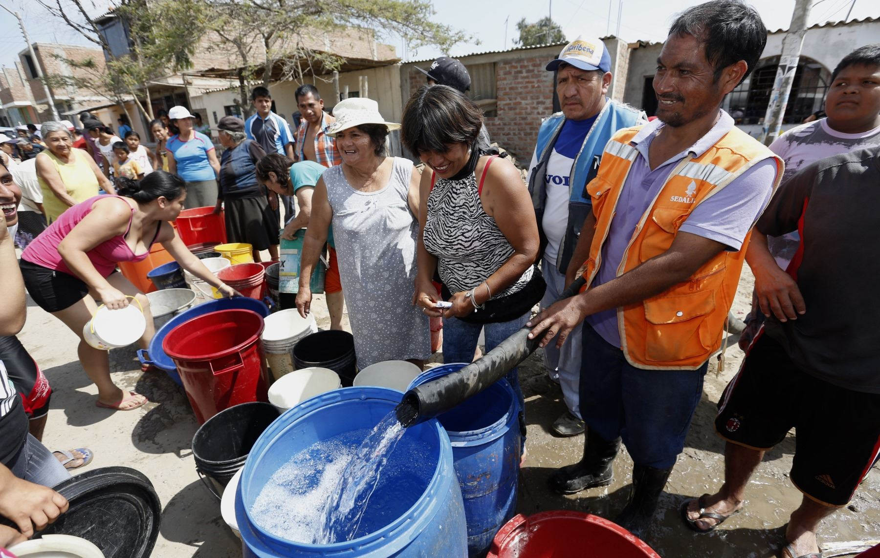 Algunas cosas que debes saber sobre la escasez de agua en Lima