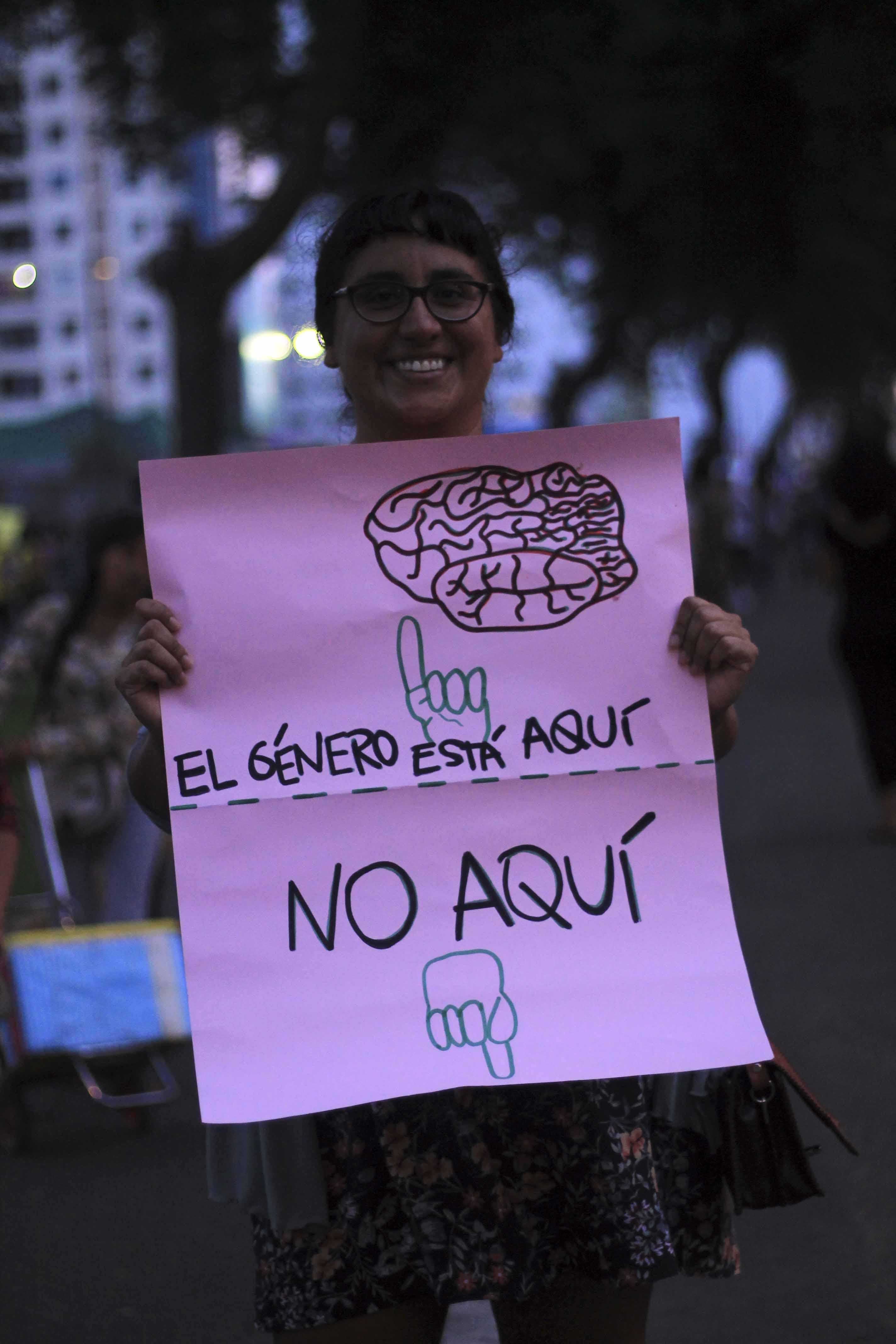 FOTOGALERÍA: Marcha por la igualdad de género