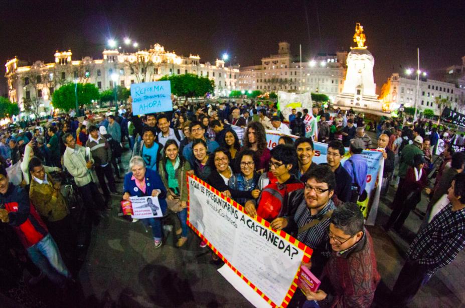 Ahora más que nunca: Habla Castañeda