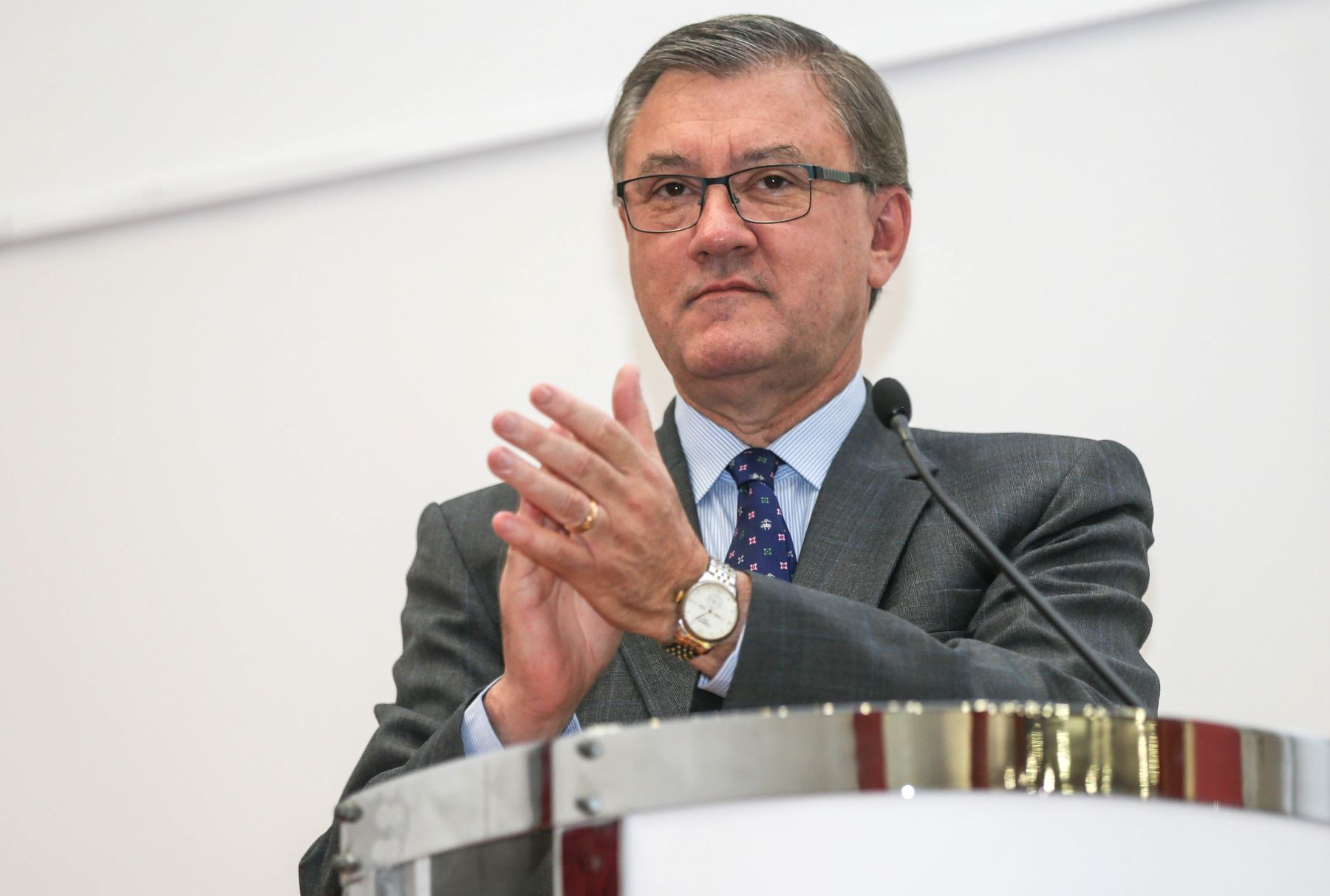 El ministro de los Rodríguez-Pastor