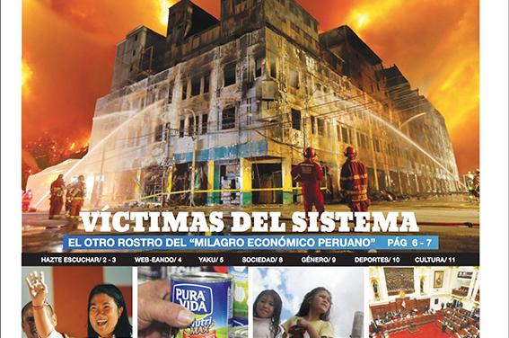 Edición #13: Víctimas del sistema