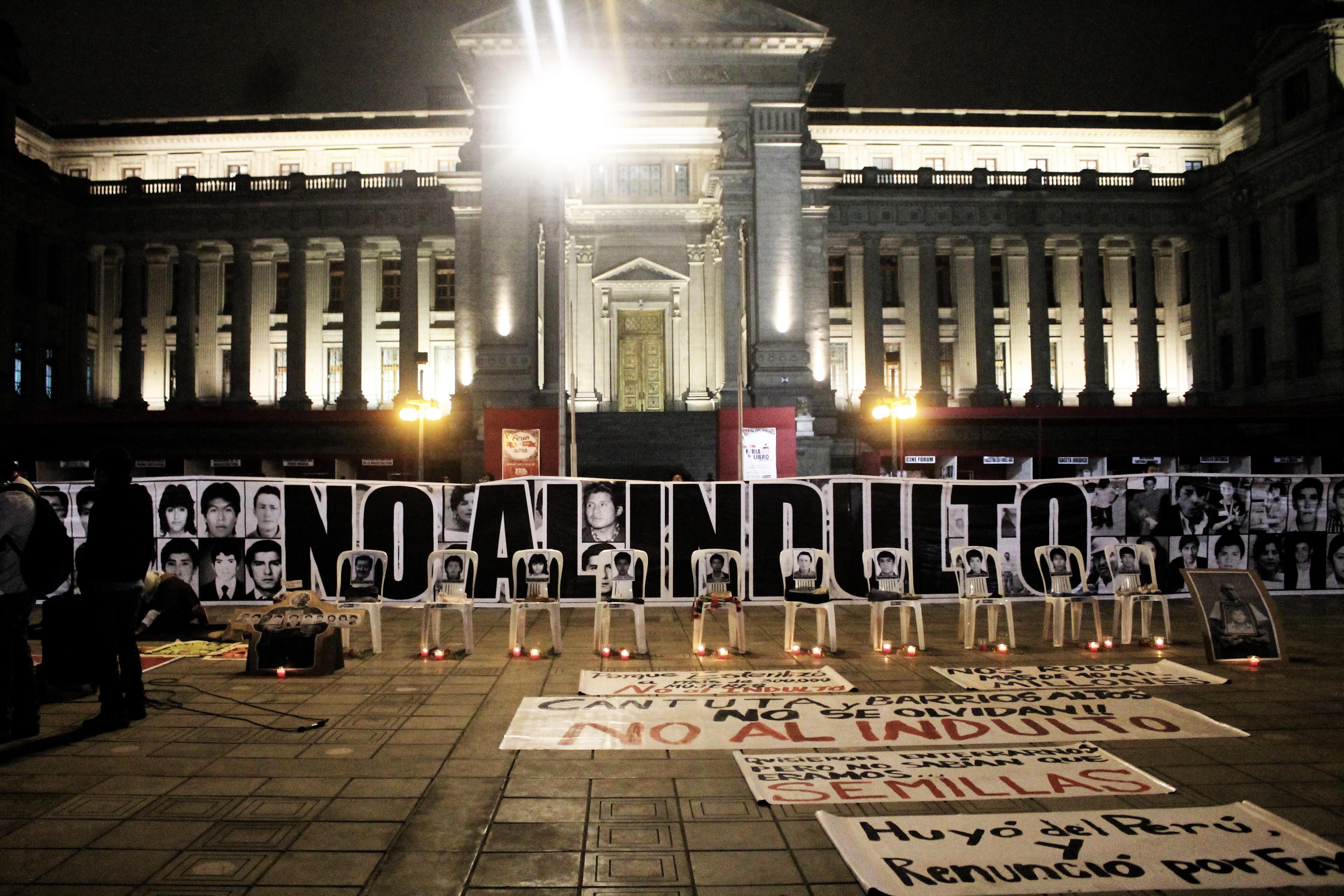 Operación indulto: Conspiración para liberar a un expresidente criminal
