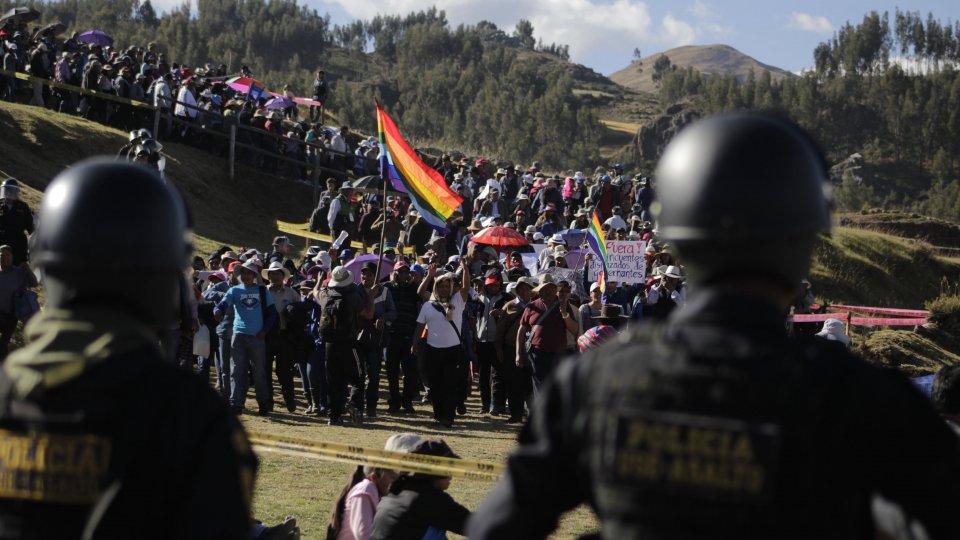 Docentes en huelga: Claves para entender la realidad de la protesta en las regiones