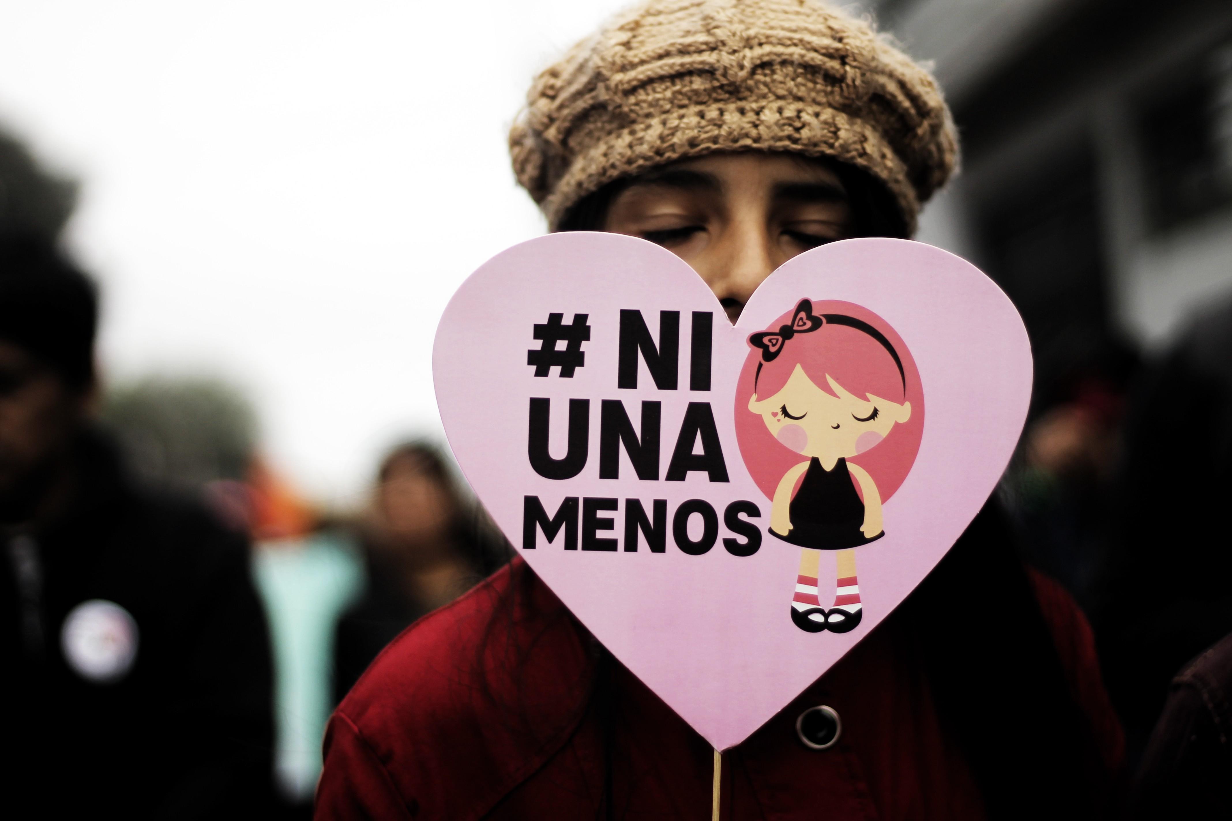 #NiUnaMenos: Una marcha por las que no están, estamos y vendrán