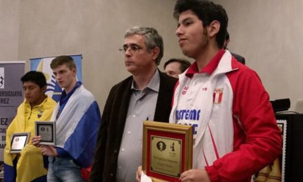 Joven peruano triunfó en campeonato mundial de ajedrez