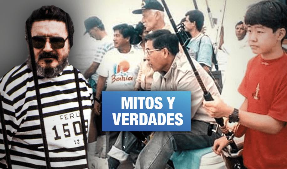 Cinco mitos y verdades de la captura de Abimael Guzmán