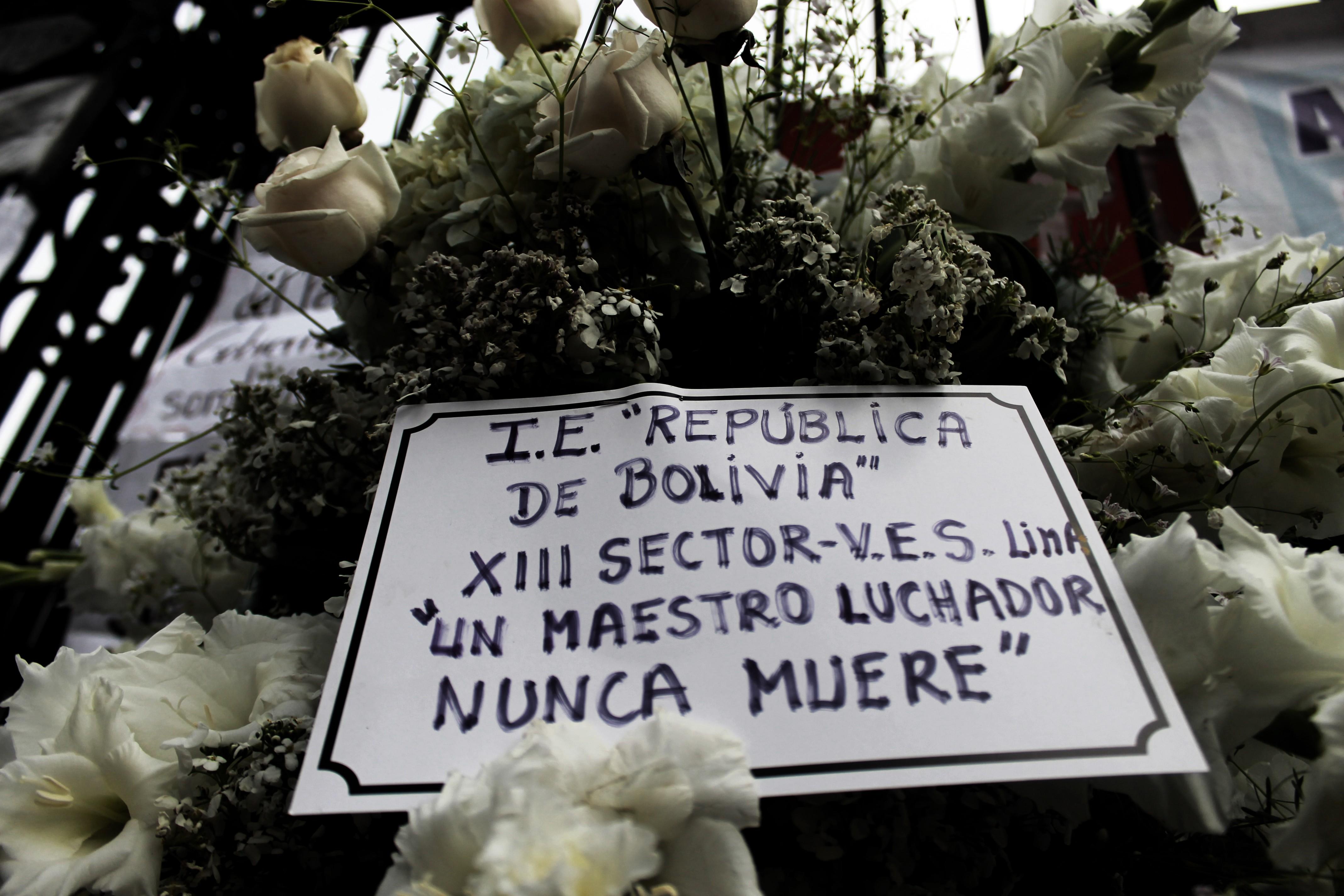 [GALERÍA] Velorio Angel Retuerto Quintanilla