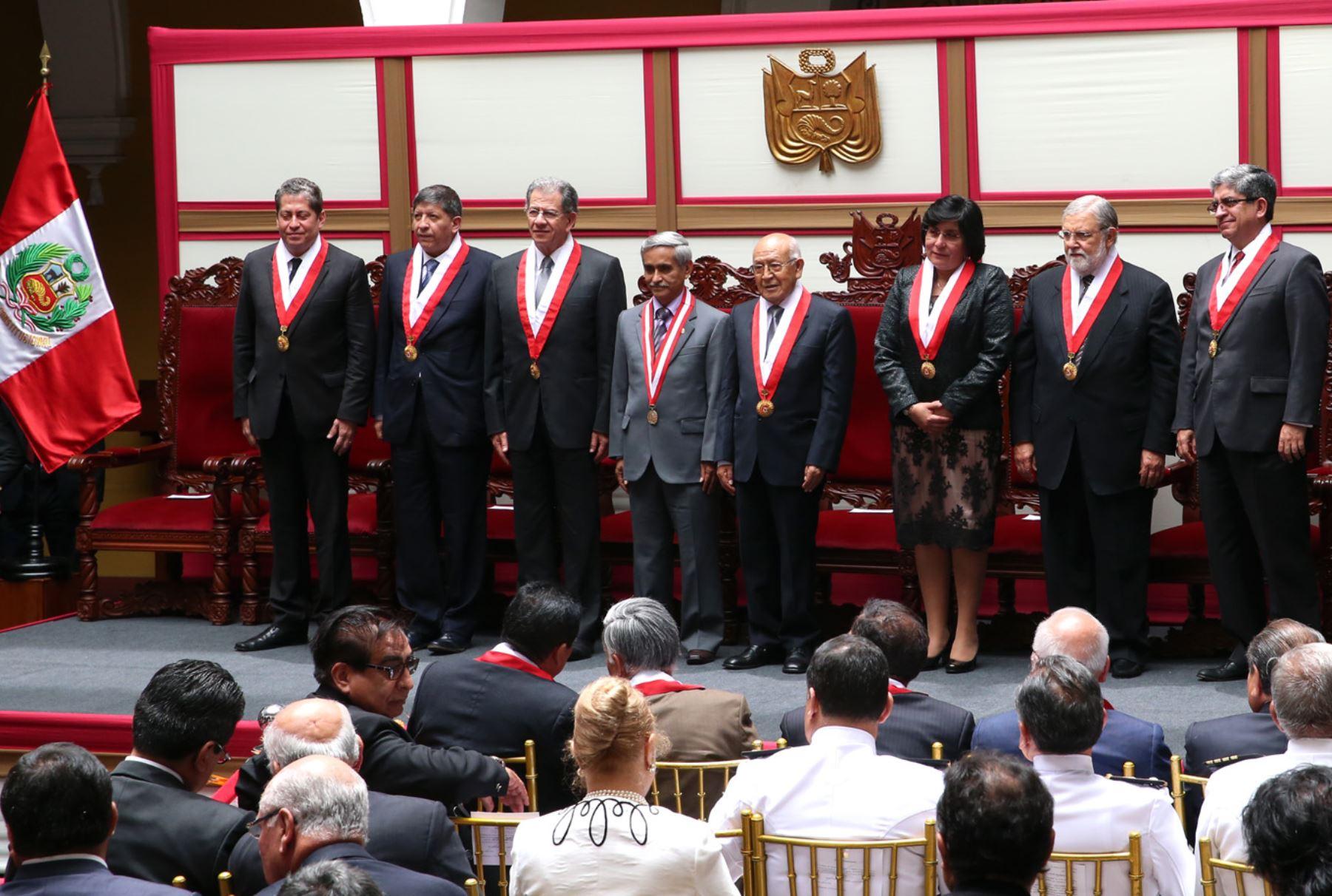 Cuatro puntos para entender el choque entre el fujimorismo y el Tribunal Constitucional