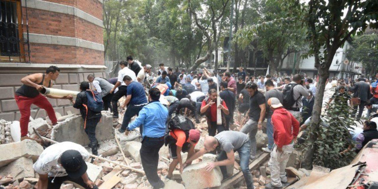 ¿Qué pasaría en Lima con un terremoto como el de México?