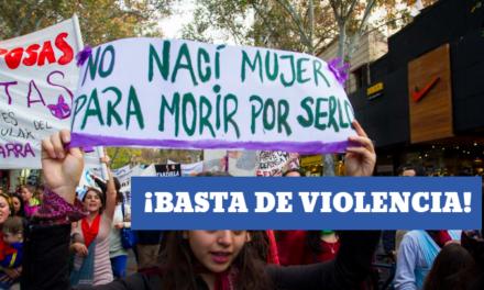 En #PaísDeVioladores, autodefensa de mujeres