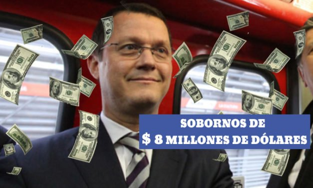 Odebrecht: Barata reveló cómo se pagaron coimas por el tren eléctrico