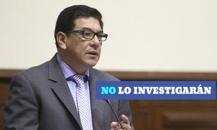#NegociosDeFe: APRA y fujimorismo rechazan investigar a congresista evangélico Gonzales en Comisión de Ética