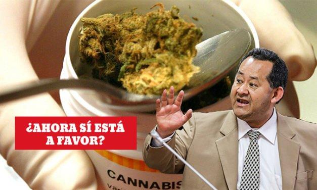 Cannabis Medicinal: Las oportunas y repentinas leyes del fujimorismo