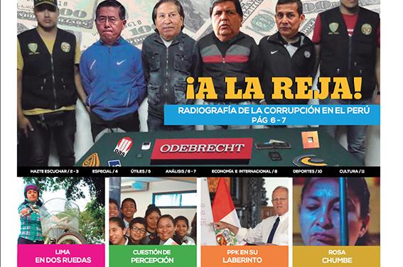 Edición #11: Radiografía de la Corrupción