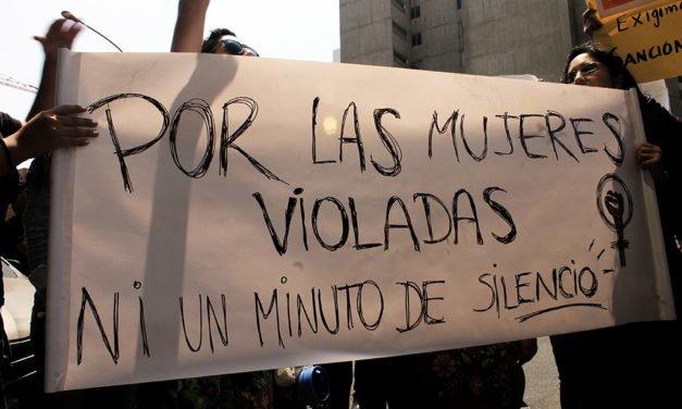 Perú, país de violadores: plantón frente al INEI
