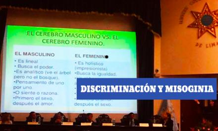 Homofobia y misoginia en el Colegio de Abogados: una desafortunada conferencia