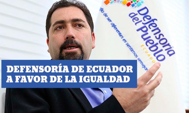 ¿Cuándo en Perú? Defensor del Pueblo de Ecuador alecciona a #ConMisHijosNoTeMetas