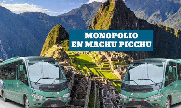Denuncian monopolio de buses para ir a Machu picchu