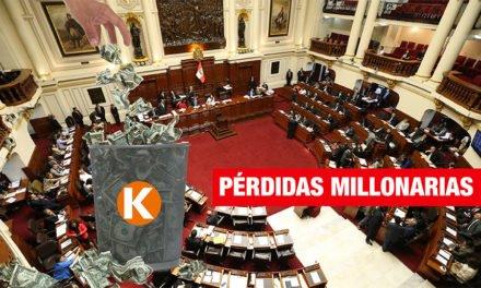 Fujimorismo cocina 6 leyes que le harían perder al Estado más de S/ 20 mil millones