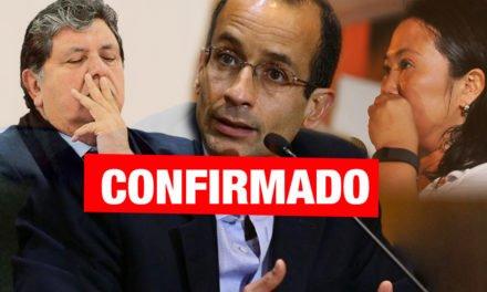 Odebrecht confirma: AG es Alan García y sí financiamos a Keiko Fujimori