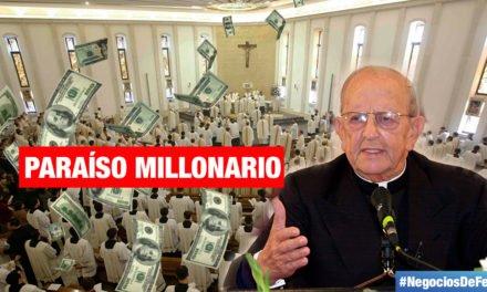 <H1>#NegociosDeFe | Los paraísos fiscales de los Legionarios de Cristo</H1>-<p style='font-weight: normal;'>El notorio poder económico de la Iglesia Católica nunca ha sido un secreto; sin embargo, poco se conocía sobre los nexos y estructuras empresariales que administran el dinero recaudado por la Iglesia, hasta ahora.</P></H6>