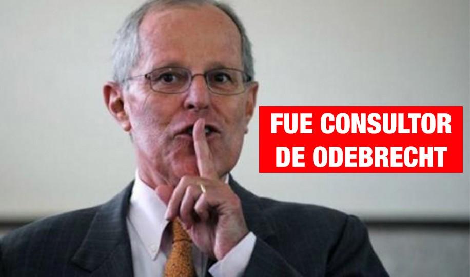 <H1>Odebrecht menciona a PPK en Curitiba</H1>-<p style='font-weight: normal;'>Según el último informe de IDL - Reporteros, el presidente Pedro Pablo Kuczynski habría sido consultor de la constructora Odebrecht. </P></H6>