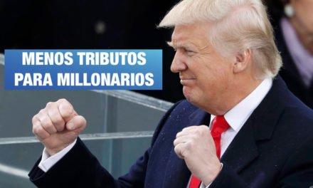La traición de Trump: un regalo trillonario