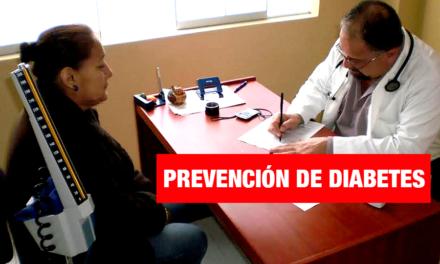 ¡Detectemos la diabetes! Campaña gratuita de prevención