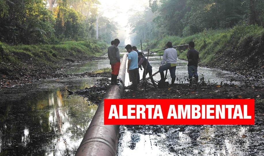 Loreto: 40 derrames de petróleo en el Lote 192