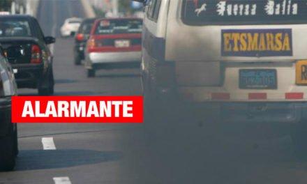 Lima es la ciudad más contaminada de Latinoamérica