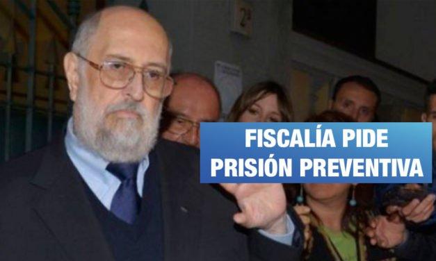 Caso Sodalicio: Piden prisión preventiva para Luis Figari