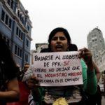 Marcha #NoAlFujiGolpe#QueSeVayanTodos