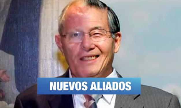 Kuczynski y Alberto Fujimori, nuevos aliados