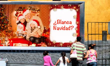 """La """"blanca Navidad"""" de la publicidad peruana"""