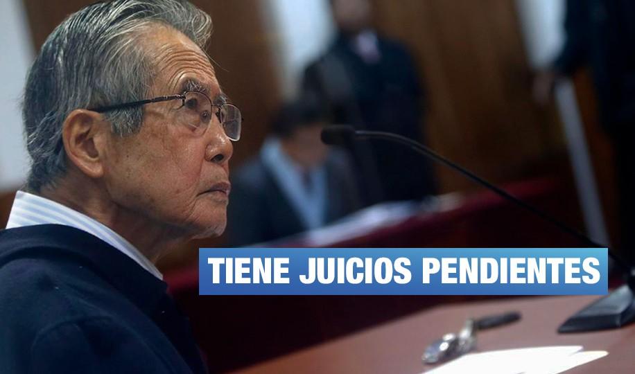 Fujimori podría volver a prisión por el caso Pativilca