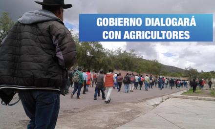 <H1>Paro Agrario: Comisión del Ejecutivo dialogará con agricultores el 25 de enero</H1>-<p style='font-weight: normal;'>En el segundo día del Paro Agrario, el gobierno pacta diálogo con los dirigentes agricultores. </P></H6>