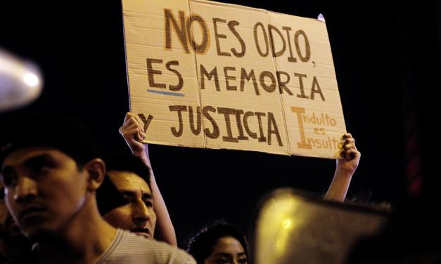 <H1>Indulto a Fujimori: Ilegítimo e inmoral</H1>-<p style='font-weight: normal;'>Por: Fabiola Carrión | Abogada especialista en DDHH Internacionales</P></H6>