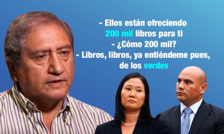 Caso Joaquín Ramírez: Denuncian intento de comprar silencio de testigo de la DEA