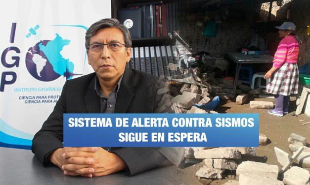 <H1>Sistema de alerta contra sismos debió iniciar pruebas en diciembre</H1>-<p style='font-weight: normal;'>Chile demoró 7 minutos en informar sobre el sismo en Arequipa. Perú tardó más de una hora.</P></H6>