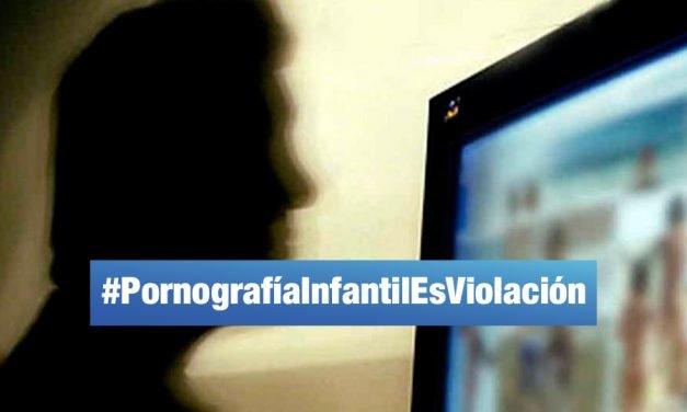 <H1>Promueven campaña en redes por caso de pornografía infantil</H1>-<p style='font-weight: normal;'>Con los hashtags #FiscalDeLaNaciónResponda y #PornografíaInfantilEsViolación</P></H6>