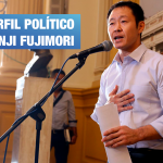 Kenji, el político ficticio
