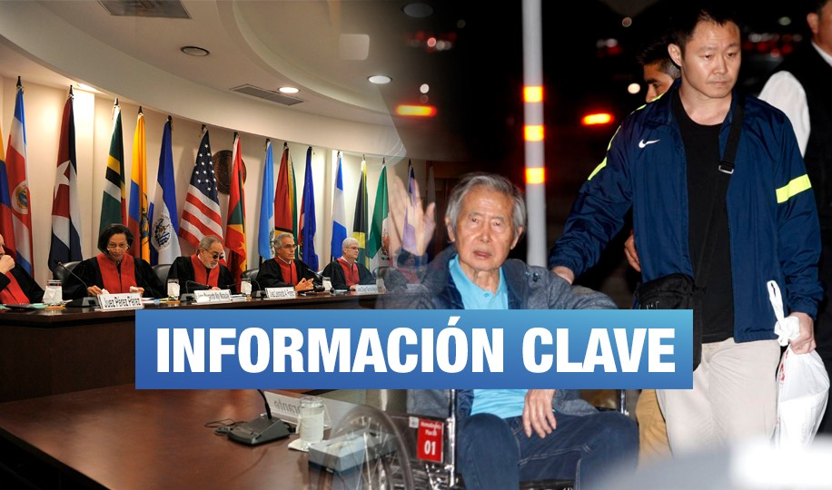 Indulto a Fujimori: Corte IDH solicita expediente al Estado peruano