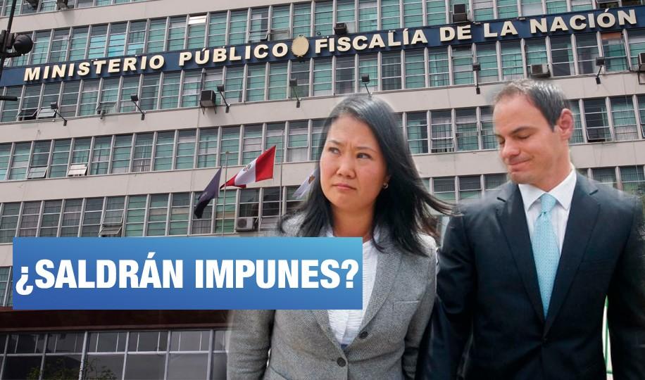 Keiko Fujimori: Jueces dejan al voto archivamiento de Caso Cócteles
