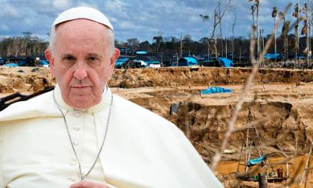 El papa Francisco y el extractivismo